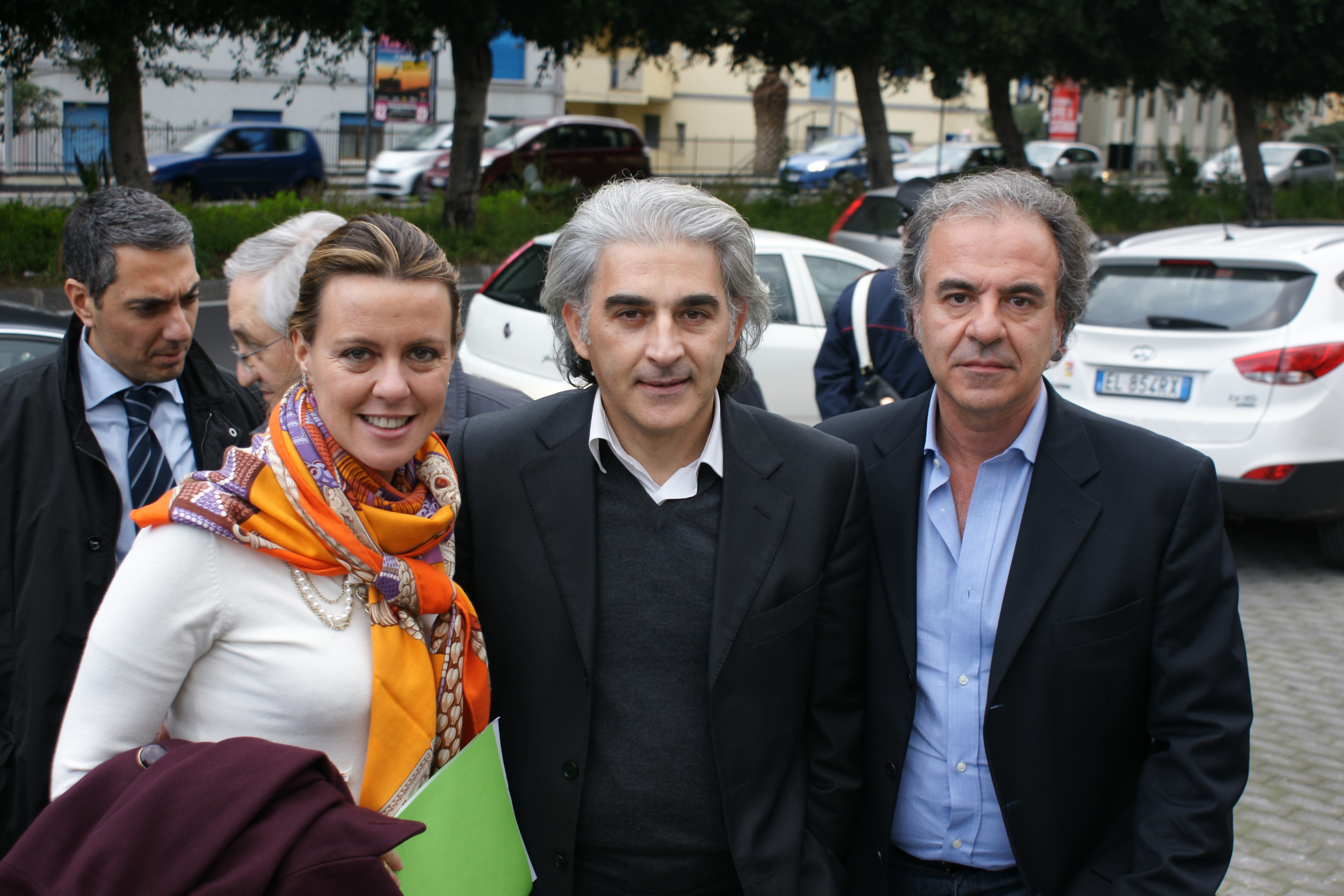CATANIA: Incontro tra il Ministro della Salute Beatrice Lorenzin ed il Segretario Nazionale del CODACONS Francesco Tanasi