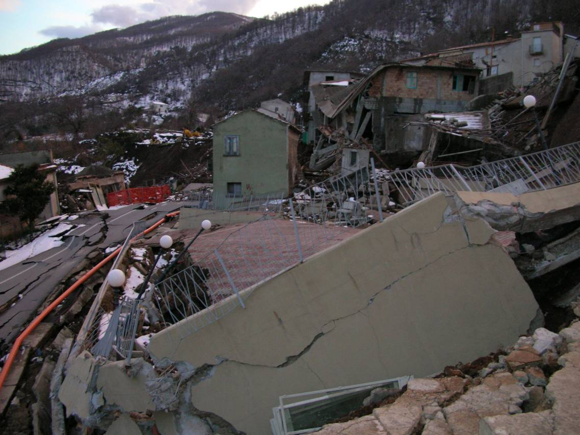 82% Comuni italiani a rischio idrogeologico
