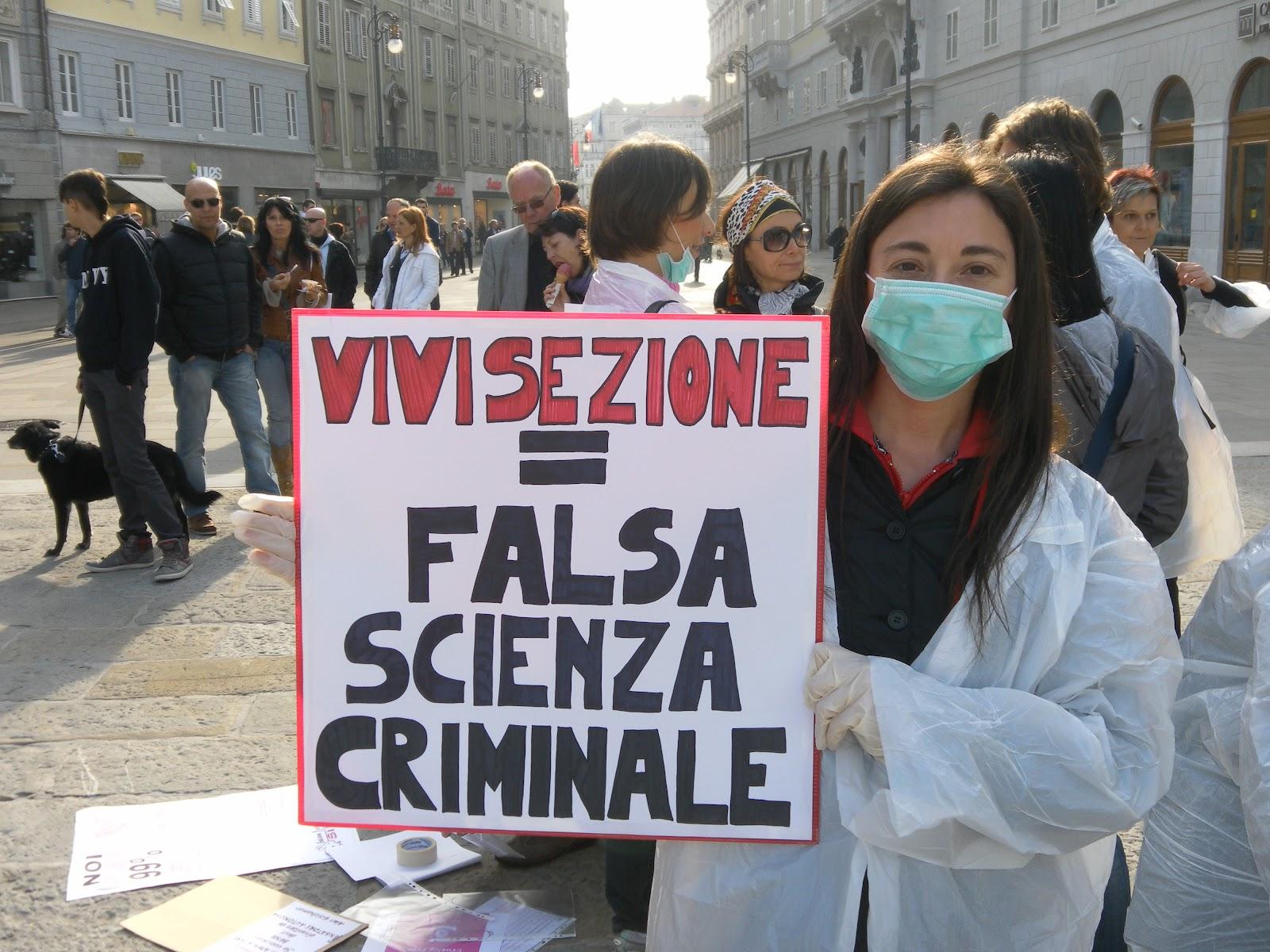 Vivisezione, Italia in ritardo con l'utilizzo delle nuove tecniche