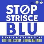 STOP-STRISCE-BLU