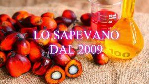 olio di palma canceroggeno