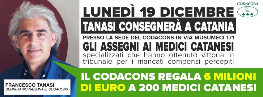 assegni medici catanesi