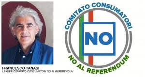 Comitato consumatori no al referendum