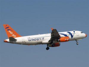 wind jet bancarotta