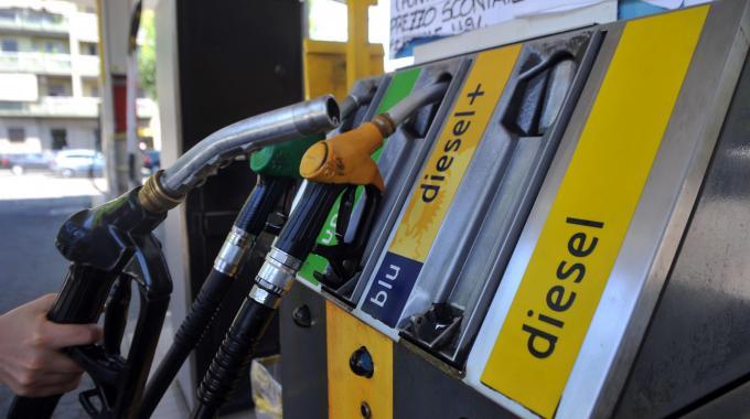 Truffe distributore carburante