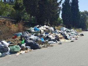 Garbage affair Catania