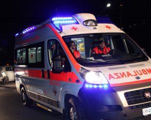 ambulanza medico emergenza