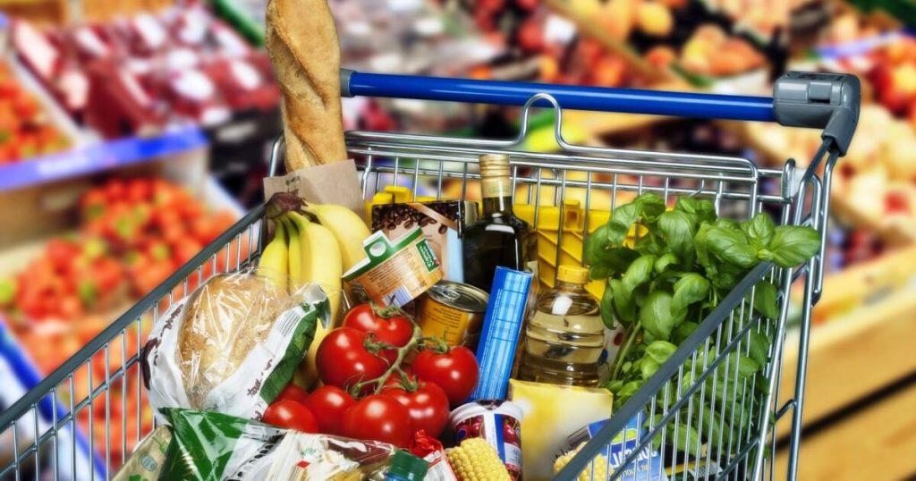 Spesa alimentari trasporti