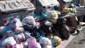 Emergenza rifiuti catania