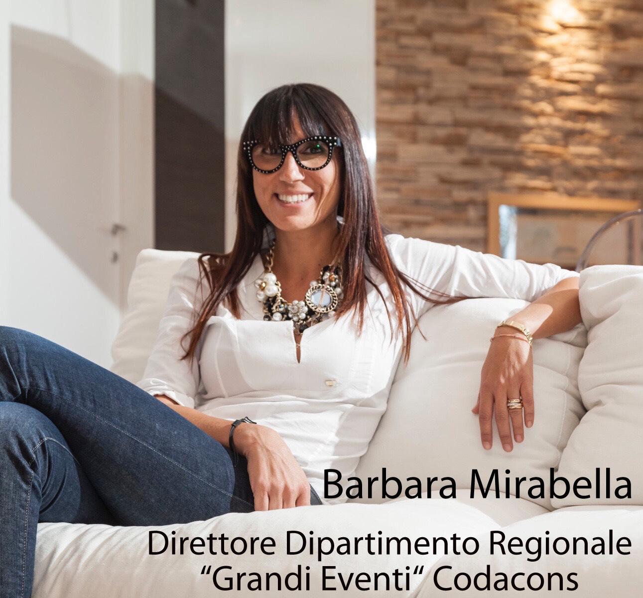 Assessore Barbara Mirabella