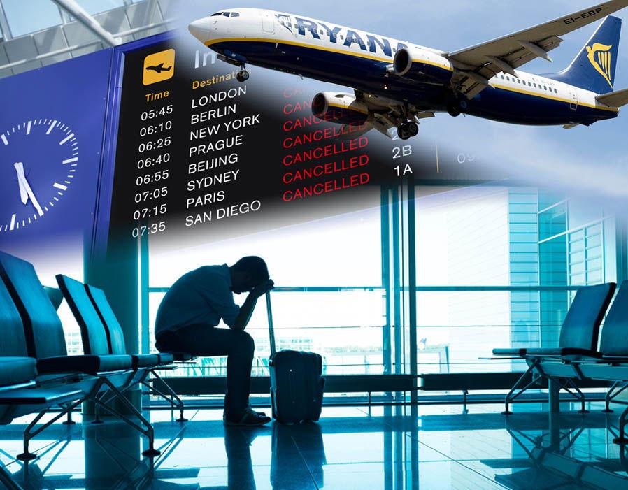 Sciopero dipendenti Ryanair