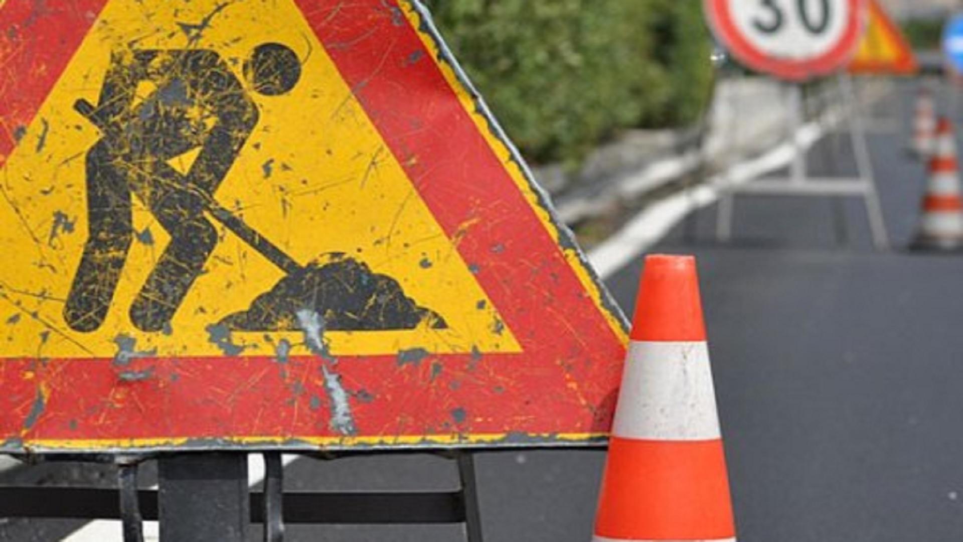 Aci Sant'Antonio manutenzione stradale