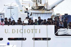 Migranti rischio salute pubblica