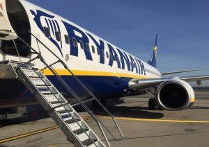 Ryanair rifiuto risarcimento
