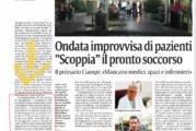 Catania: attese di 30 ore al pronto soccorso dell'Ospedale Garibaldi centro, ma per il Commissario, tutto normale!!!