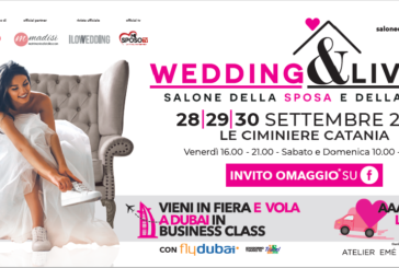 Wedding and living 2018 torna protagonista e ti porta a Dubai in business class