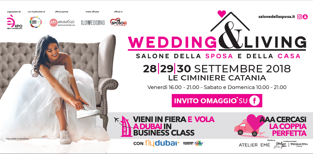 Wedding living 2018