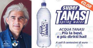 Ferragni acqua Tanasi
