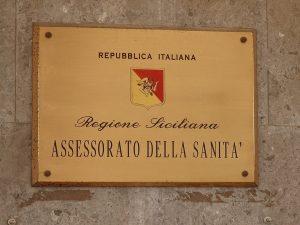 Manager sanità siciliana