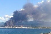 Incendio della Raffineria di Milazzo del 27 settembre 2014