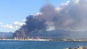 Processo incendio Raffineria Milazzo