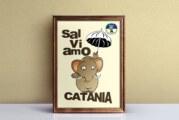"""Catania: il Movimento Politico Consumatori Italiani invia diffida morale e un quadro al Governo nazionale per """"salvare Catania"""""""