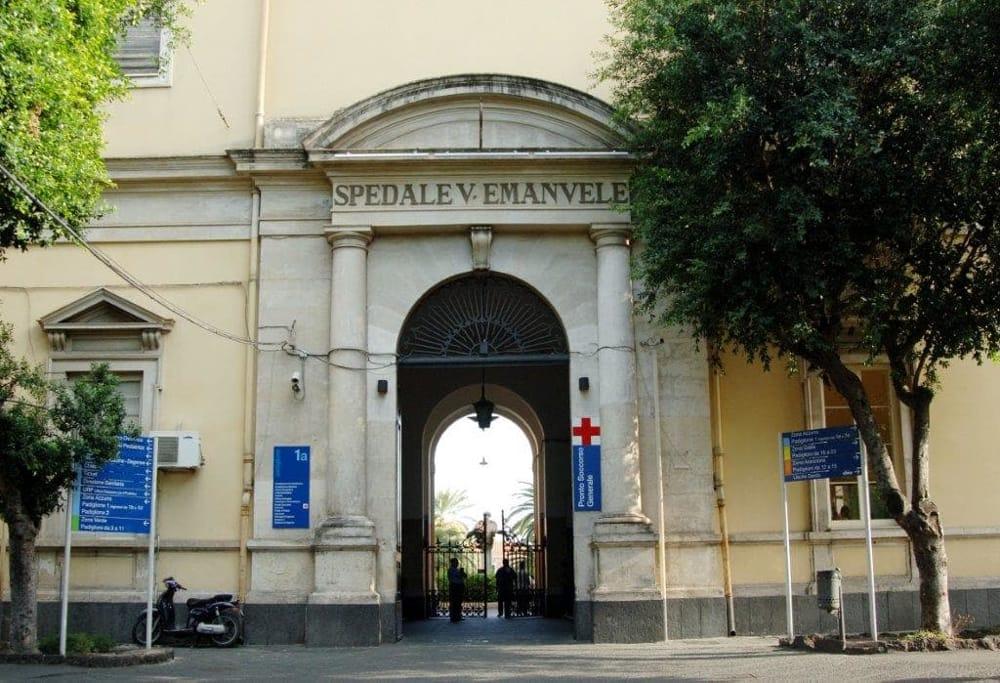 Catania malsanità decesso