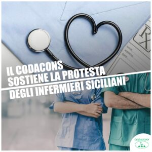 Codacons appoggia infermieri
