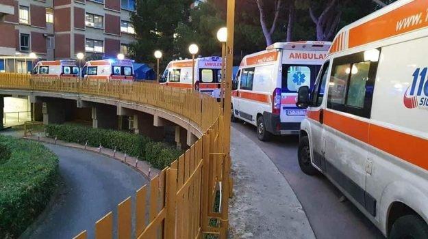 Sicilia ospedali collasso