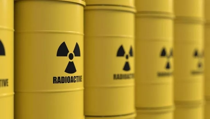 Scorie nucleari Sicilia