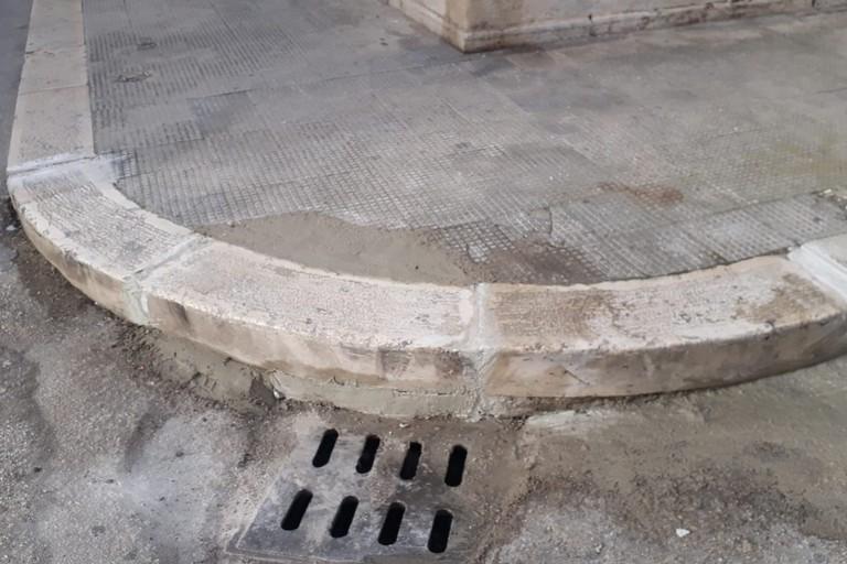 Aci Sant'Antonio Codacons ripristinati marciapiedi